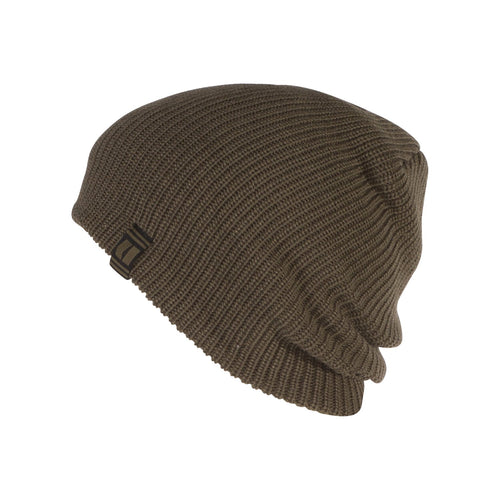 Armada Diggins Beanie - Olive - Front View