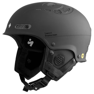 Sweet Protection Helmet Igniter II MIPS Dirt Black - futureproof-life
