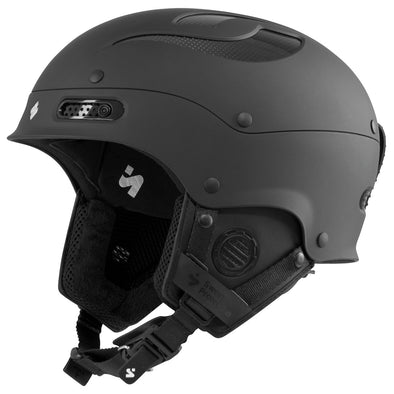 Trooper II Helmet 2019/20 Dirt Black - futureproof-life