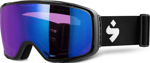${brand_name} Sweet Protection Interstellar Snow Goggle Matte Black with RIG Sapphire Lens Matte Black/RIG Sapphire {product_type}