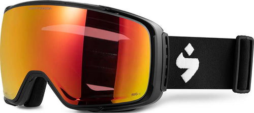 ${brand_name} Sweet Protection Interstellar Snow Goggle Matte Black with RIG Topaz Lens Matte Black/RIG Topaz {product_type}