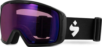 Sweet Protection Clockwork Snow Goggle Matte Black RIG Amethyst - futureproof-life