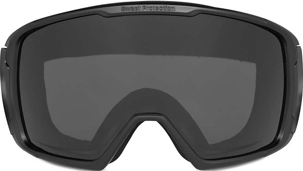 Sweet Protection Clockwork Snow Goggle Matte Black with Obsidian Black Lens - futureproof-life