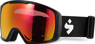 Sweet Protection Clockwork Snow Goggle Matte Black RIG Topaz + Bonus Lens - futureproof-life