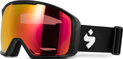 Sweet Protection Clockwork MAX Snow Goggle Matte Black RIG Topaz - futureproof-life