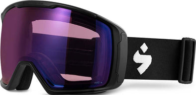 ${brand_name} Sweet Protection Clockwork MAX Snow Goggle Matte Black RIG Amethyst Matte Black/RIG Amethyst {product_type}