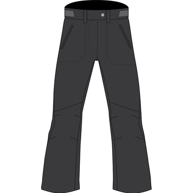 Wearcolour Women's Blaze Pant, Black - FW2021 Sample