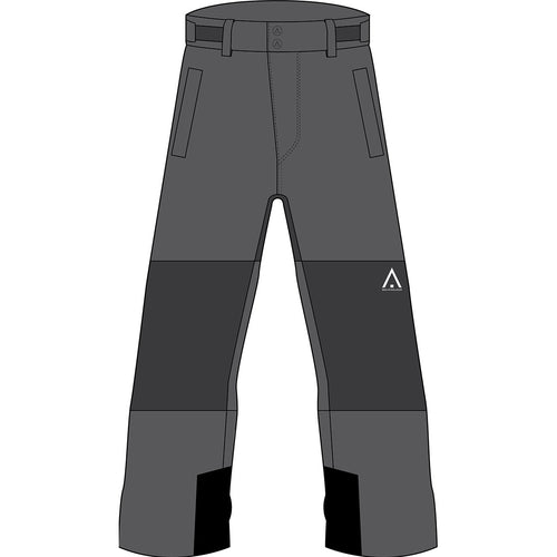 Wearcolour Box Pant, Phantom Black - FW2021 Sample