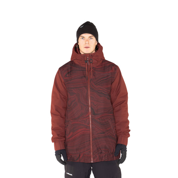 ${brand_name} Baxter Insulated Jacket  {product_type}