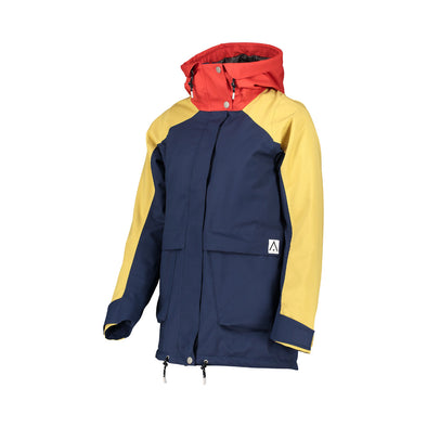 ${brand_name} WearColour Womens BLAZE Jacket in Blue Iris  {product_type}