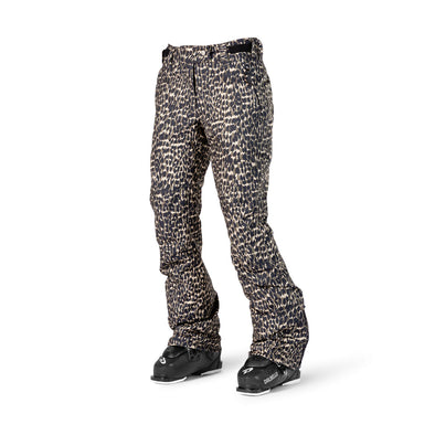 ${brand_name} WearColour Womens BLAZE Pant in Forest Leo  {product_type}