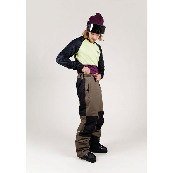 Wearcolour Box Pant, Wood - FW2021 Sample
