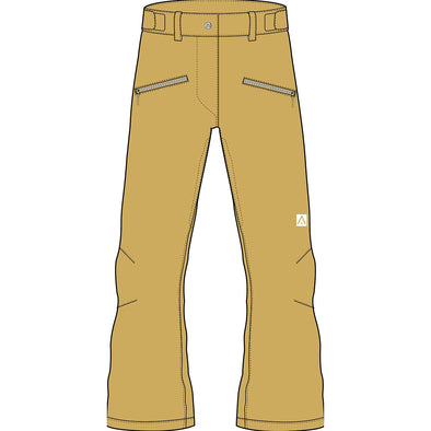 Wearcolour Women's Cork Pant, Sand - FW2021 Sample
