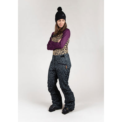 Wearcolour Women's Cork Pant, Black - FW2021 Sample