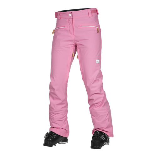 Wear Colour Cork Pant - Bubblegum - Front View