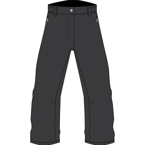 Wearcolour Women's Fine Pant, Black - FW2021 Sample