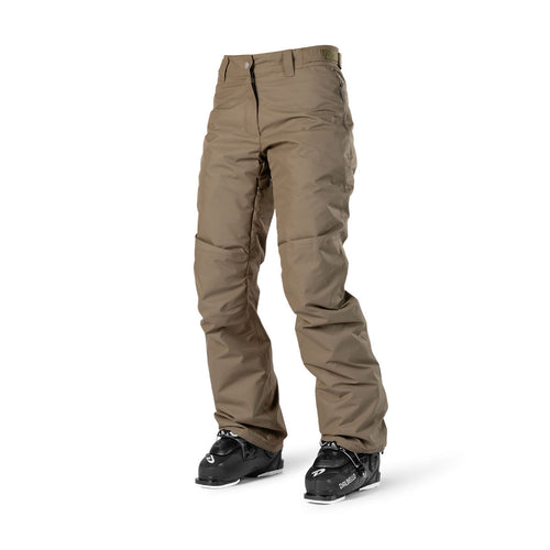 ${brand_name} WearColour Womens FINE Pant in Mud  {product_type}