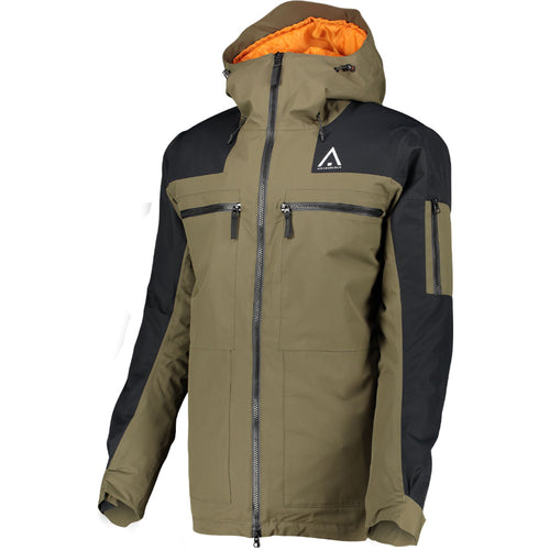 WearColour Mens FRAME Jacket in Mud