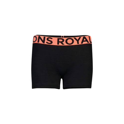 ${brand_name} Mons Royale Hannah Hot Pant in Black  {product_type}