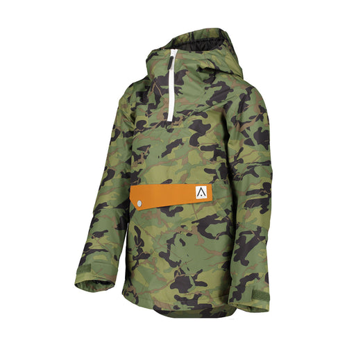 ${brand_name} WearColour Womens HOMAGE Anorak in Dark Forest Dark Forest / L {product_type}