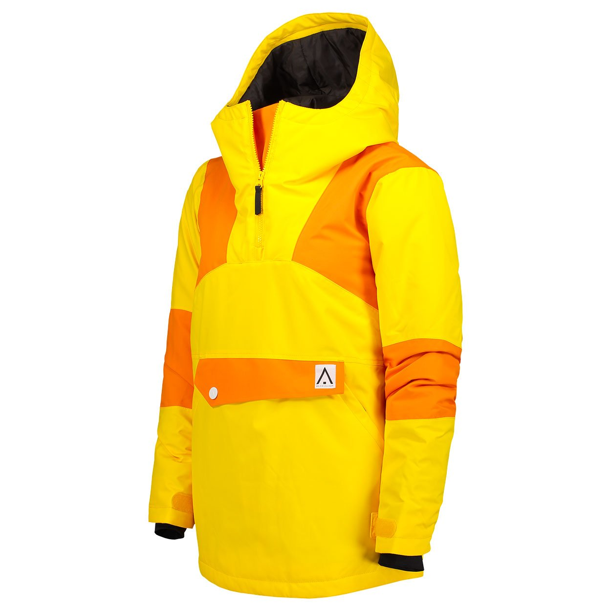 Wear Colour Womens Insulated Homage Anorak - Old Gold (Yellow) –  Futureproof.life 3f707a65f0