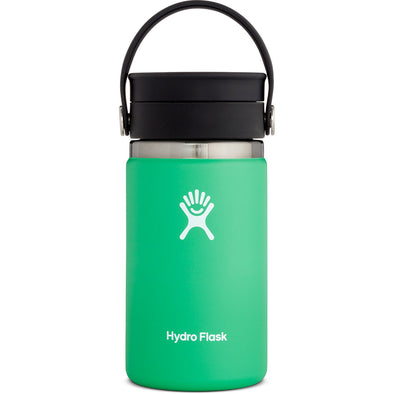 12 oz Coffee Wide Mouth with Flex Sip Lid - Spearmint