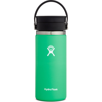 16 oz Coffee Wide Mouth with Flex Sip Lid - Spearmint
