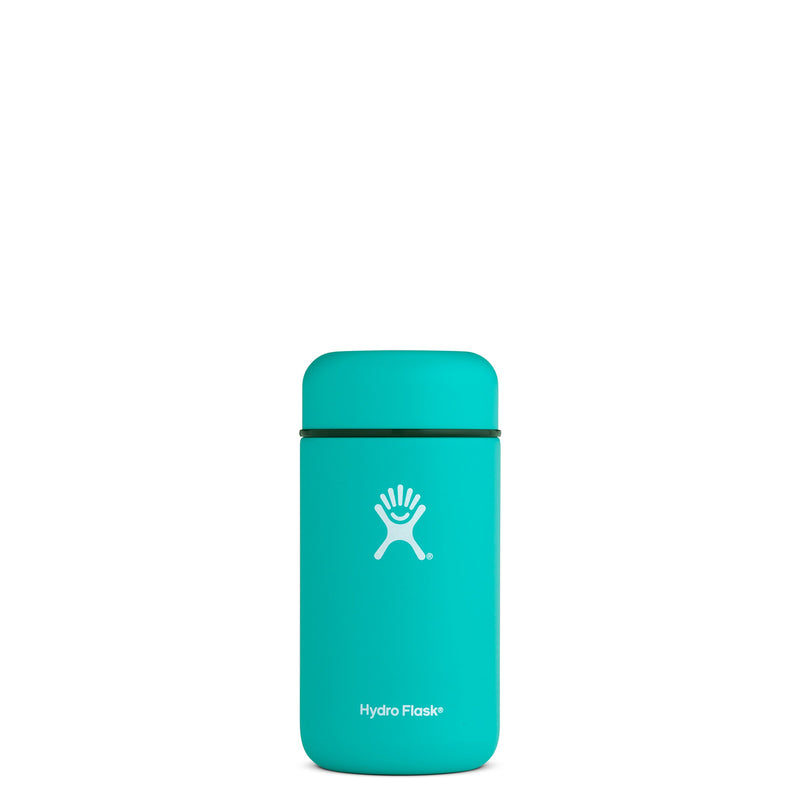 Hyrdo Flask 18 oz Food Flask - Mint // Futureproof.life (perspective)