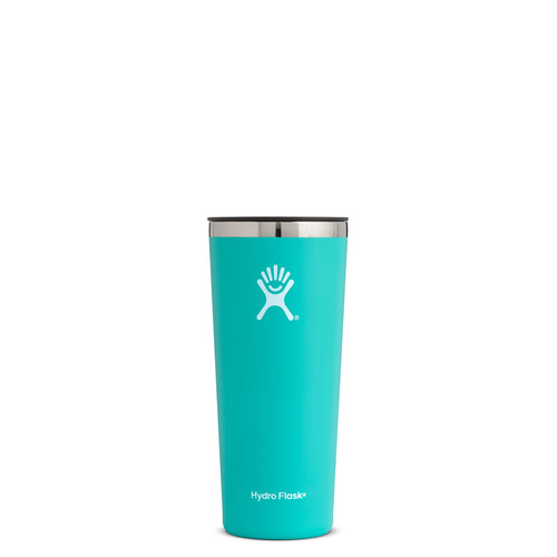 Hyrdo Flask 22 oz Tumbler - Mint // Futureproof.life (perspective)
