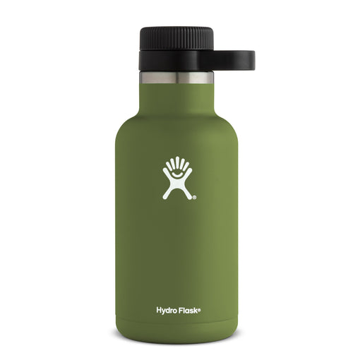 ${brand_name} 64oz Beer Growler Olive {product_type}