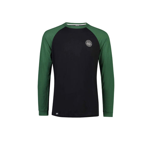 ICON Raglan LS in Pine / Black