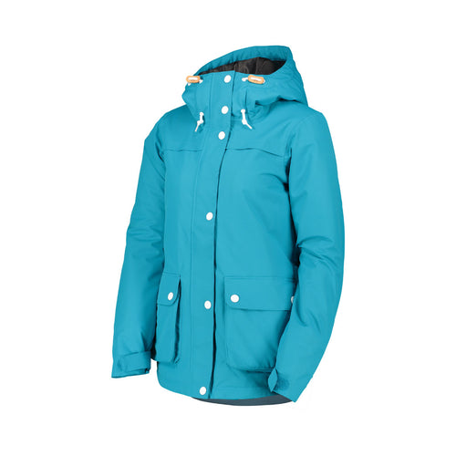 ${brand_name} WearColour Womens IDA Jacket in Enamel Blue  {product_type}