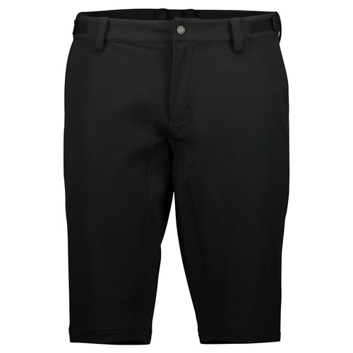 Mons Royale Mens Momentum Bike Shorts Black - futureproof-life