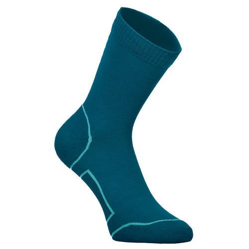 Mons Royale Womens Tech Bike Sock 2.0 Oily Blue - futureproof-life