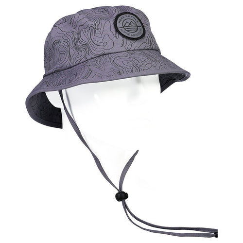 Beattie Bucket Hat Grey - futureproof-life