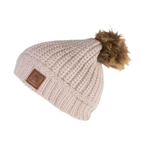 Armada Lux Beanie - Canvas - Front View