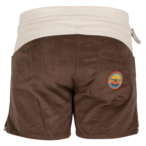 Amundsen Mens 5 Incher Concord Shorts - Natural/Cowboy