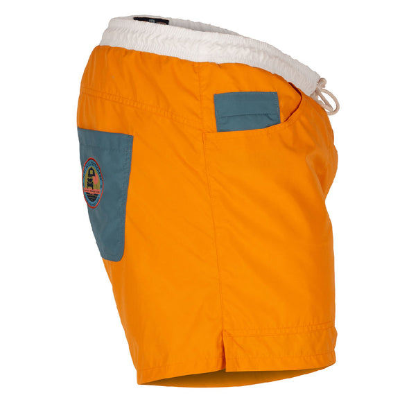 Amundsen Men's 6 Incher Dipper Shorts - Golden Pyre