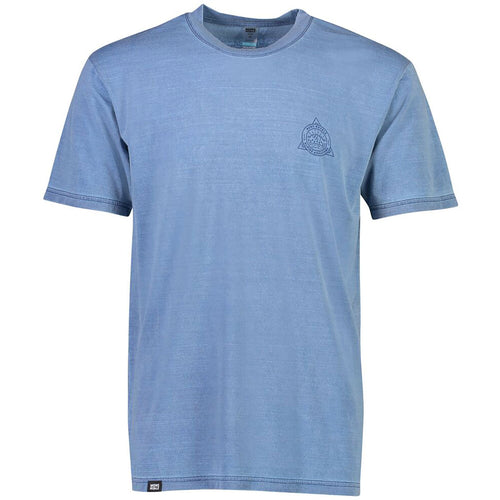 Mons Royale Icon T-Shirt Garment Dyed - Ink