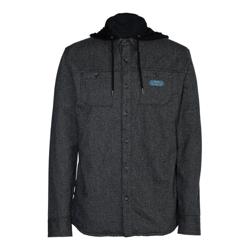 Reading Flannel Hoodie - futureproof-life