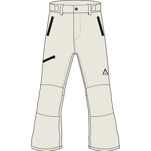 Wearcolour Sharp Pant, Off White - FW2021 Sample
