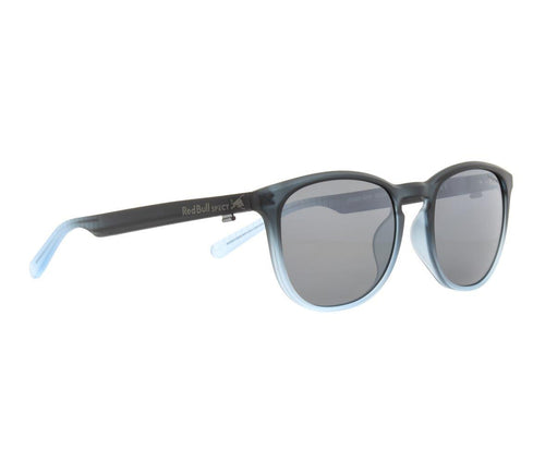 Red Bull SPECT Steady Sunglasses Gradient Anthracite/Smoke with Silver Flash Polarised - futureproof-life