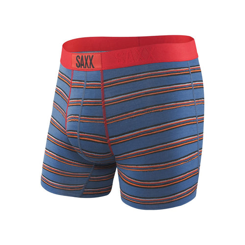 Vibe Boxer Modern Fit - Brushed Stripe // Futureproof.life