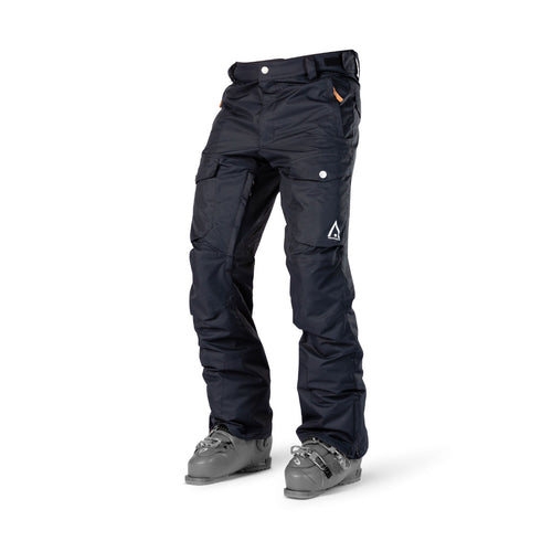 WearColour Mens SHADOW Pant in Black