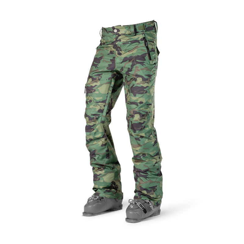 WearColour Mens SHARP Pant in Dark Forest
