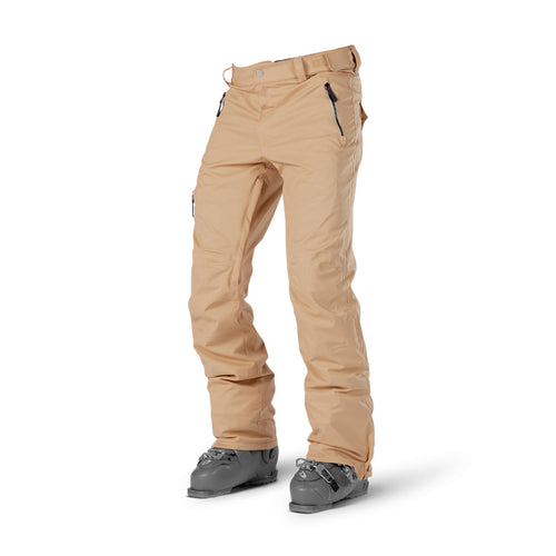 WearColour Mens SHARP Pant in Sand