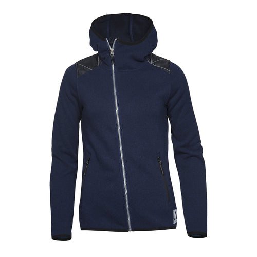 Wear Colour Snug Hood - Midnight Melange