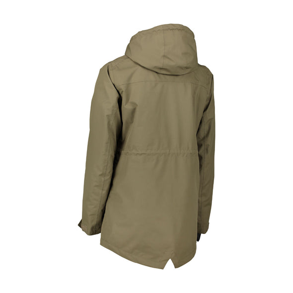 ${brand_name} WearColour Womens STATE Parka in Mud  {product_type}