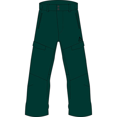 Wearcolour Tilt Pant, Pine - FW2021 Sample