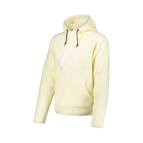 WearColour Unisex TEDDY Hood in Vanilla